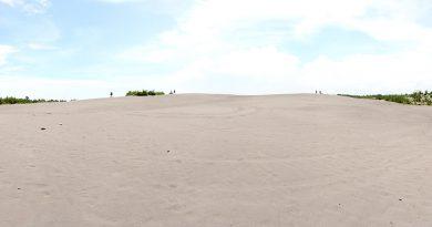 Panorama5 - Gumuk pasir