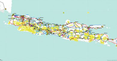 Peta Jalur Mudik feature