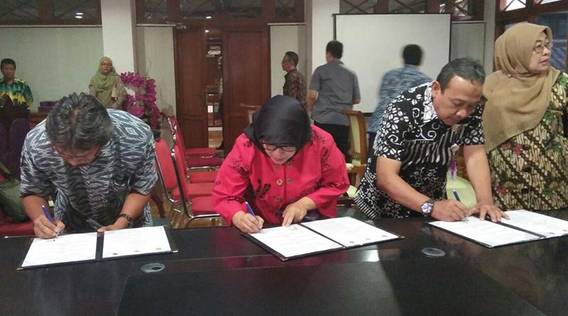 Sosialisasi PGSP ke Kabupaten Bantul-