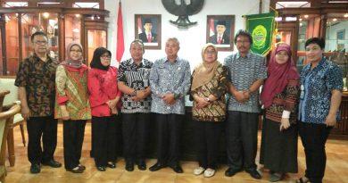 Sosialisasi PGSP ke Kabupaten Bantul