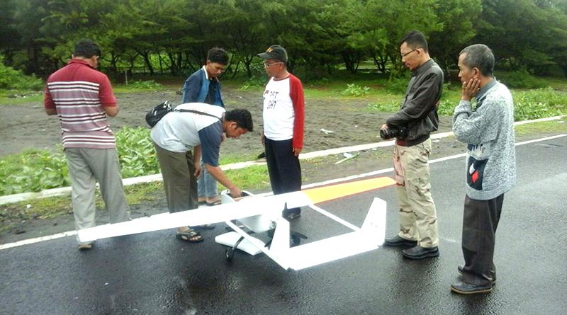 8-F-Uji coba pemotretan udara