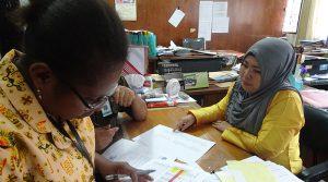 F-Verifikasi Data Desa di Kabupaten Kotawaringin Barat