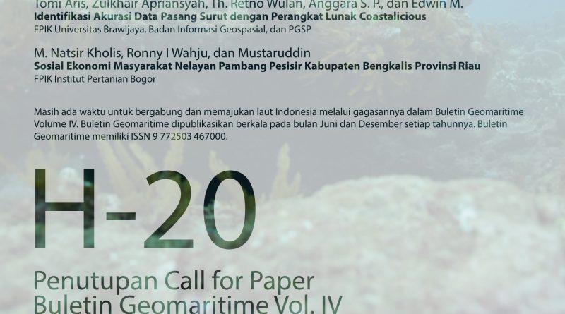 Poster Publikasi 7 April