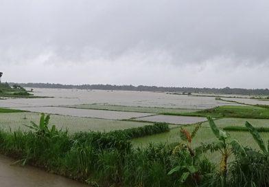 Dampak Siklon Tropik : Parangtritis dan Sekitarnya Banjir