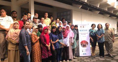 Workshop Sharing Proses Konservasi Koleksi Museum di Museum Sonobudoyo