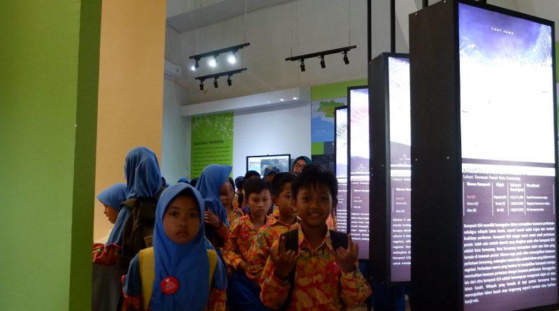 Kunjungan Wajib Kunjung Museum (WKM) di Museum Gumuk Pasir