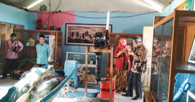 Peresmian Museum Budaya Pesisir Selatan
