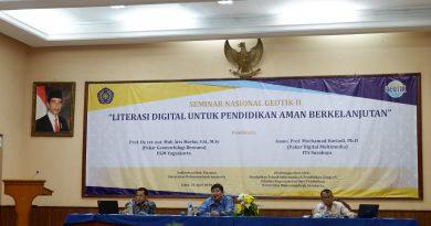 PGSP Menghadiri Seminar Nasional Geotik