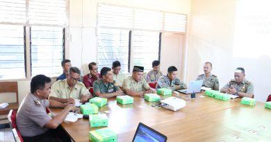 Rapat Koordinasi Restorasi Zona Inti Gumuk Pasir Parangtritis