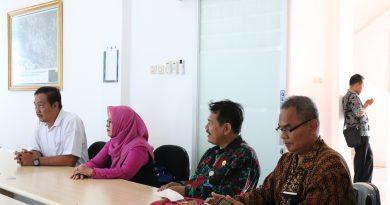 Komisi C DPRD berkunjung ke Museum Gumuk Pasir