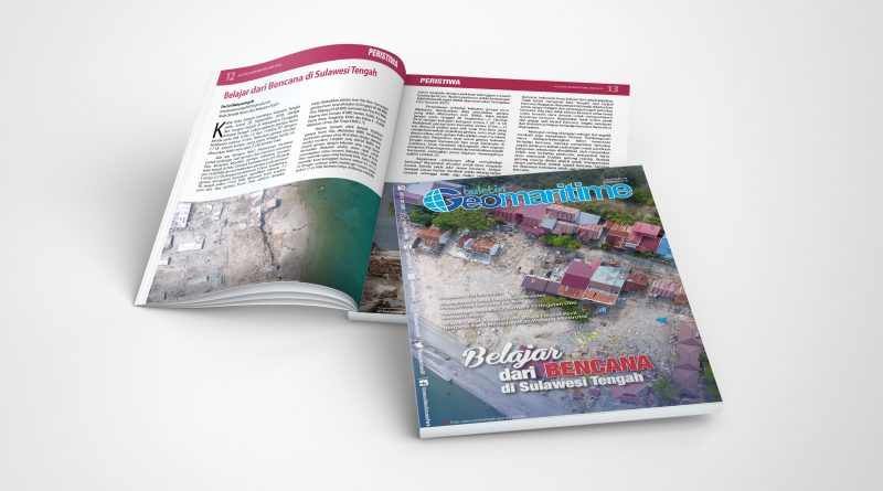 Buletin Geomaritime dengan Topik Kebencanaan