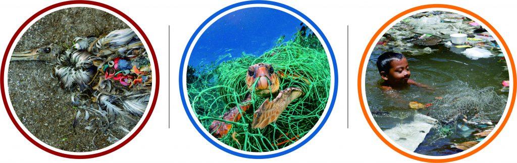 Sampah Plastik yang Terbawa Hingga Lautan