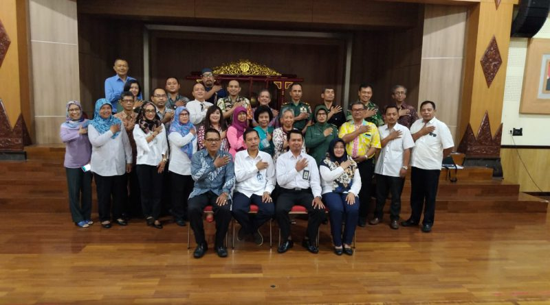 Museum Gumuk Pasir Mendapatkan Edukator dari Dinas Kebudayaan DIY