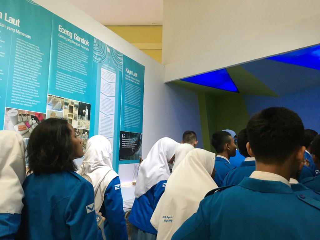 Belajar IT sebagai Sarana Pembelajaran di Museum Gumuk Pasir