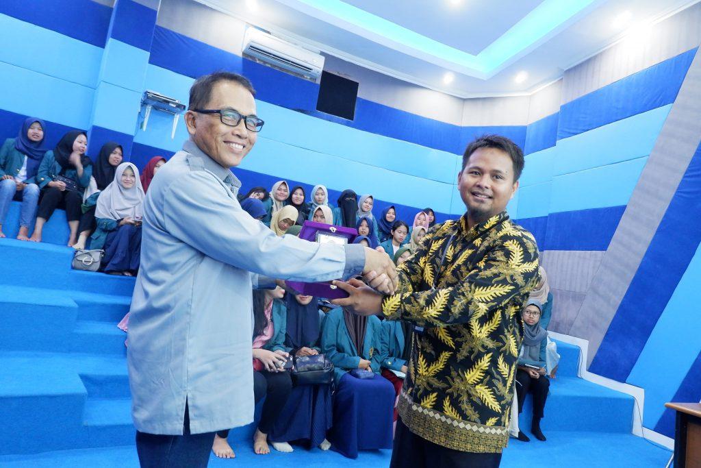 PGSP Menerima Kunjungan Mahasiswa dan Dosen Universitas Lampung