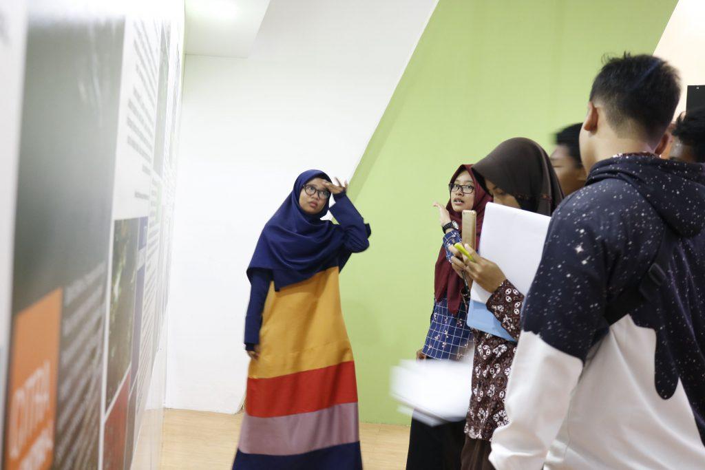 PGSP menerima kunjungan dari SMA N 1 Girimulyo