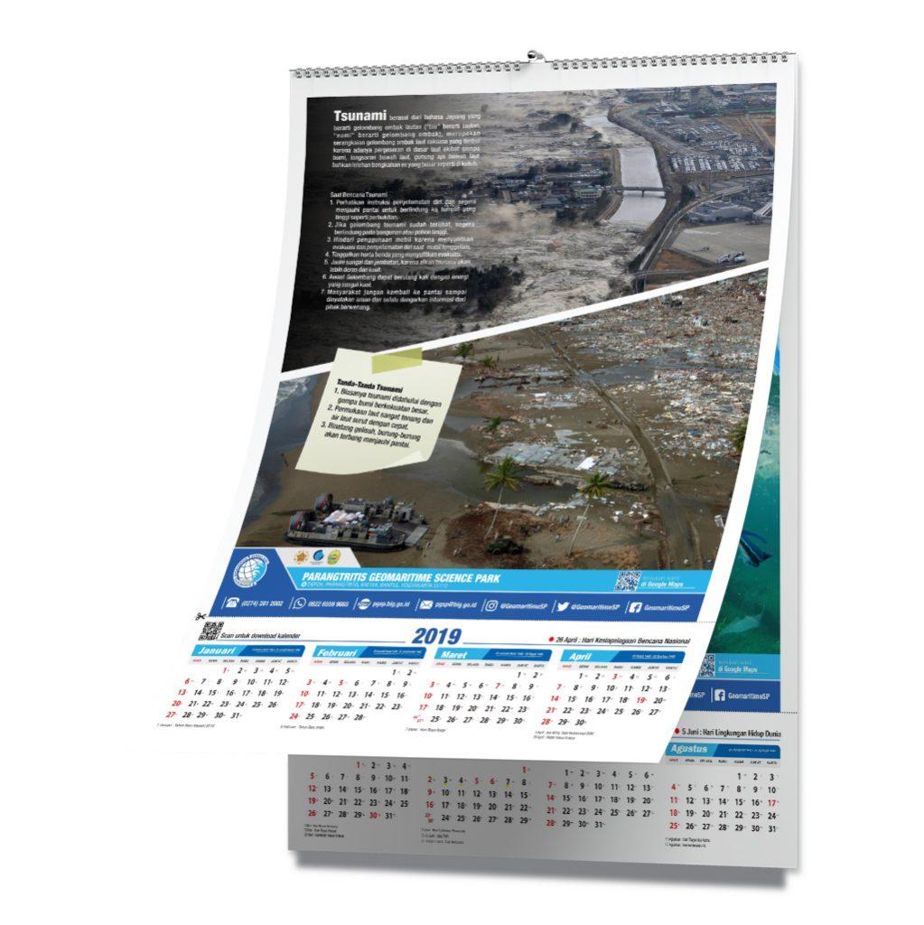 Kalender PGSP Tahun 2019