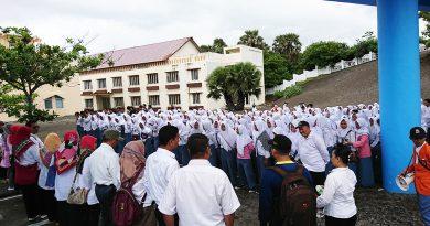 SMA Negeri 1 Klaten Belajar ke Museum Gumuk Pasir