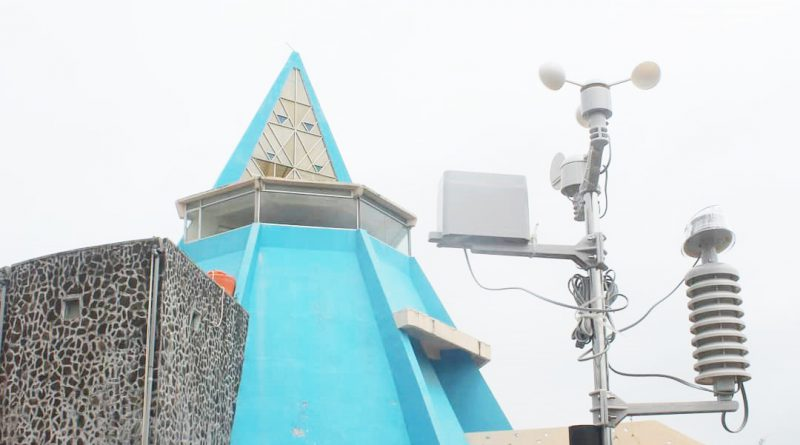 Meterologi Cuaca Parangtritis Geomaritime Science Park