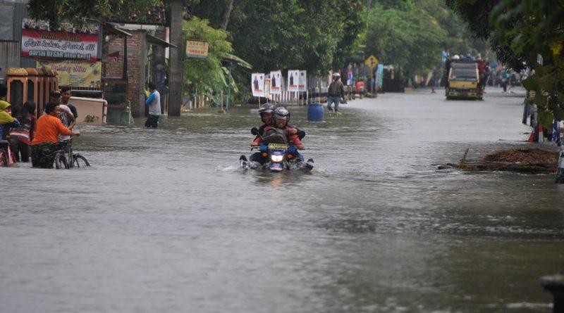 Banjir di Bantul Dampak dari Badai Tropis