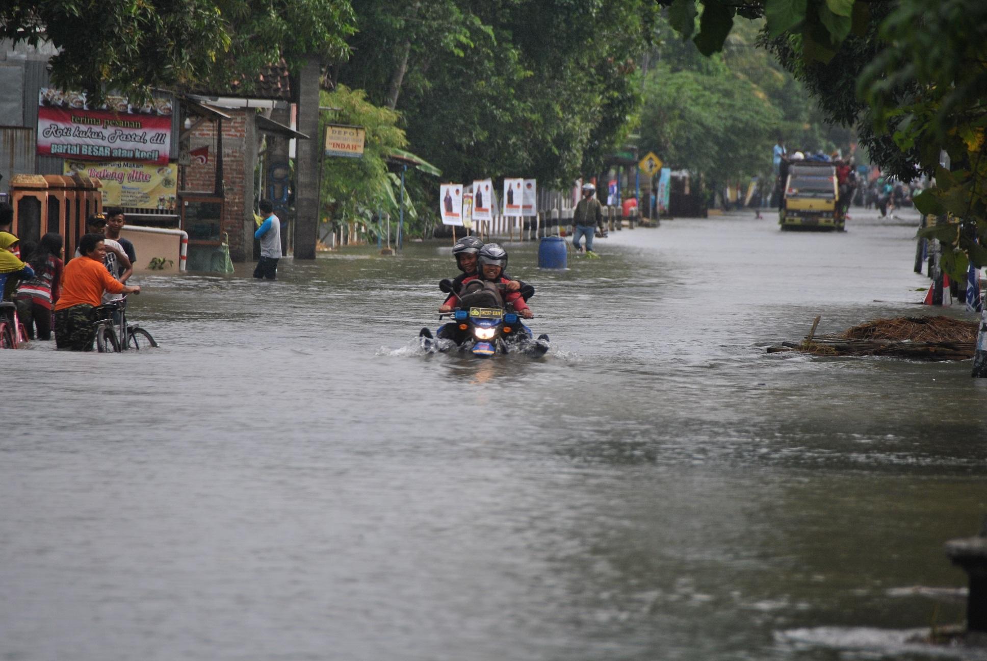 Dampak Badai Tropis Savannah di Bantul | PGSP
