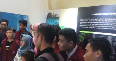 SMA Muhammadiyah 5 Yogyakarta Berkunjung ke Museum Gumuk Pasir