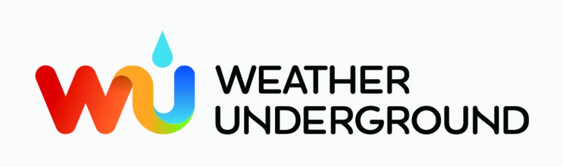 PGSP menggunakan aplikasi cuaca Wunderground