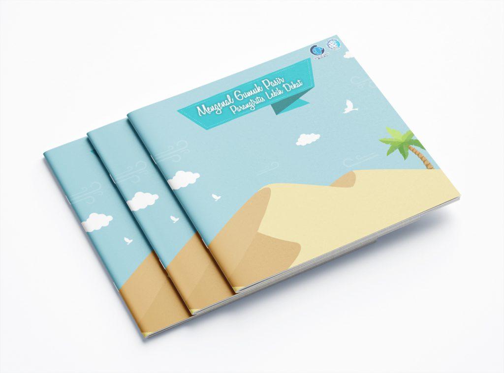 Buku Mengenal Gumuk Pasir Parangtritis Lebih Dekat