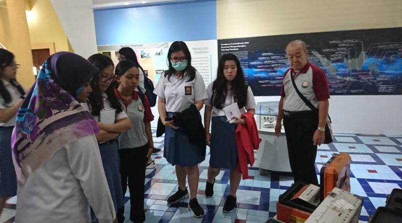Field Trip SMA Budi Utama ke Museum Gumuk Pasir