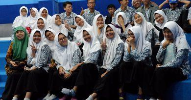 Kunjungan MAN 2 Yogyakarta ke Museum Gumuk Pasir