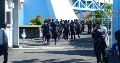 Kunjungan Rutin PPG UNY Kampus Wates ke Museum Gumuk Pasir