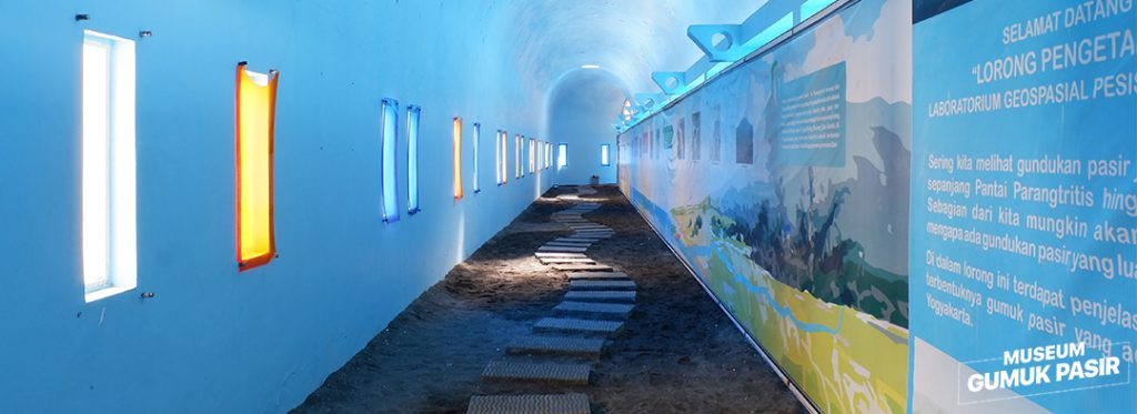 Lorong Pengetahuan Museum Gumuk Pasir Parangtritis