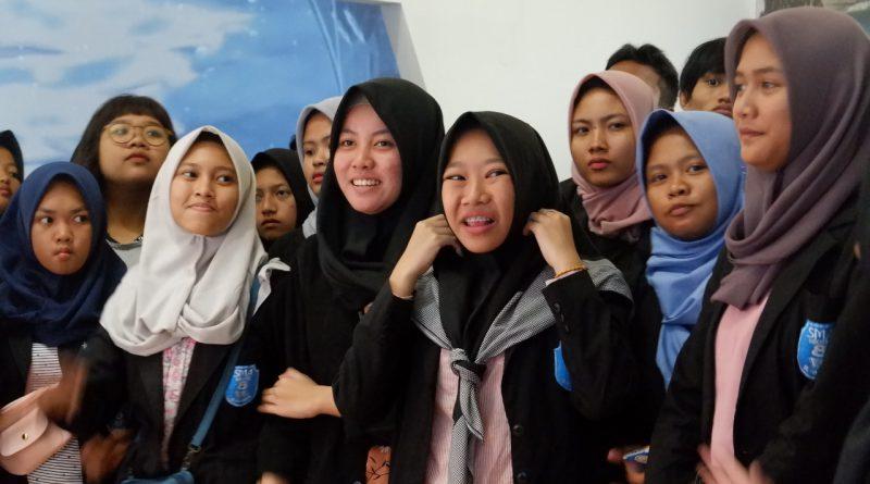 Museum Gumuk Pasir Sasaran Wisata Edukasi bagi Siswa SMA N 8 Surakarta