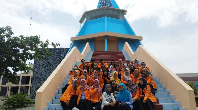 Universitas Ahmad Dahlan UAD Jurusan Bimbingan Konseling berkunjung ke Museum Gumuk Pasir