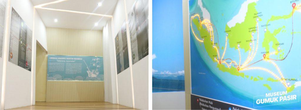 Zona Bahariku Museum Gumuk Pasir