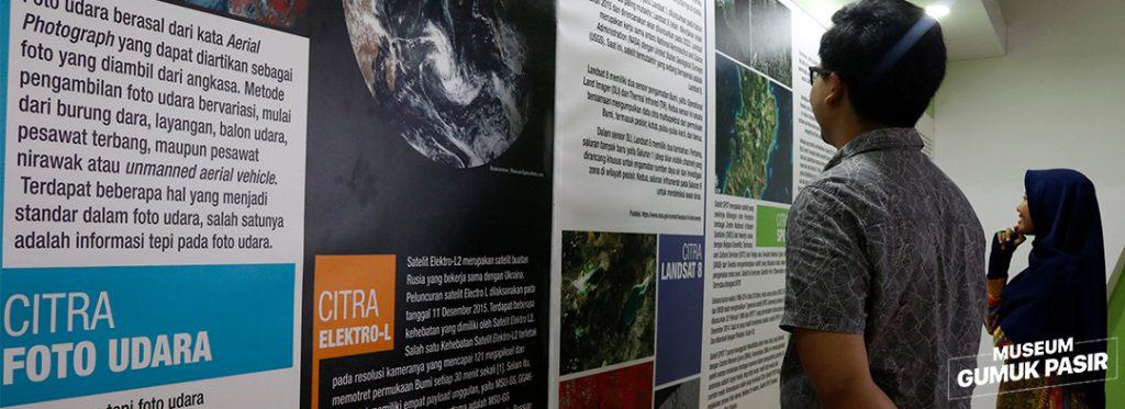 Zona Citra Satelit Museum Gumuk Pasir Parangtritis