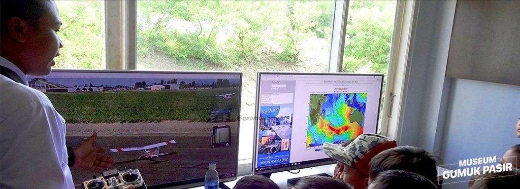 Zona Simulator Drone Museum Gumuk Pasir Parangtritis