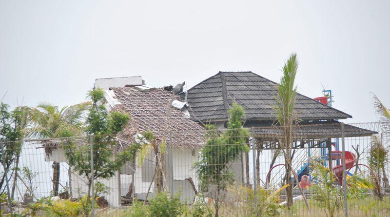 Pantai Sumur menjadi daerah dampak Tsunami Banten paling parah