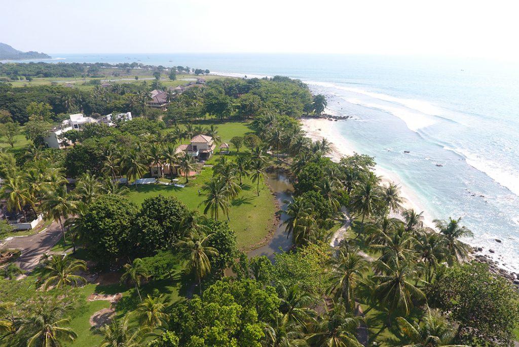 Banyak Korban Berjatuhan di Kawasan Resort Tanjung Lesung