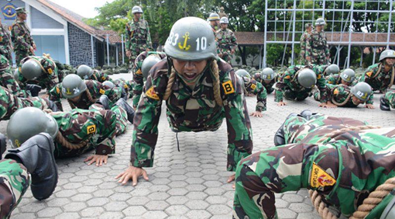 Pendidikan Karakter TNI Angkatan Laut
