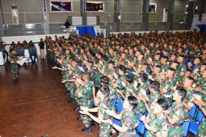 Hari Pendidikan - Pendidikan Karakter Angkatan Laut Indonesia