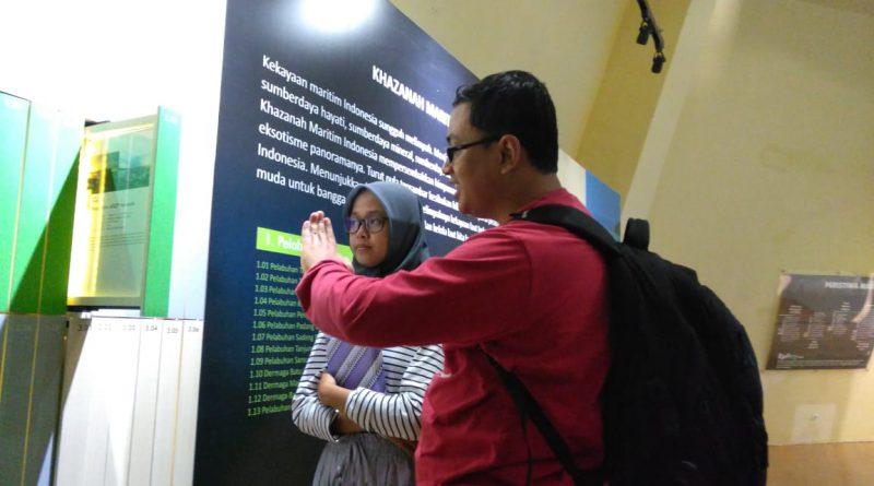 Peserta OSN Geografi Menimba Ilmu di Museum Gumuk Pasir