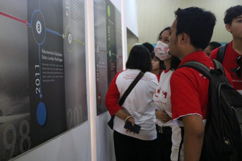 SMA Bopkri 2 Belajar Kemaritiman dan Kepesisiran di Museum Gumuk Pasir