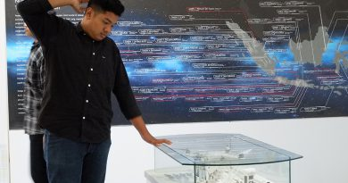 SMA Muhammadiyah 7 Yogyakarta Membuat Buku Tahunan di Museum Gumuk Pasir