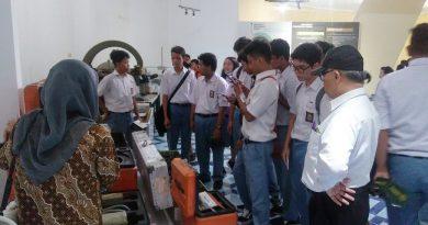 SMA Sang TImur ikuti WKM di Museum Gumuk Pasir