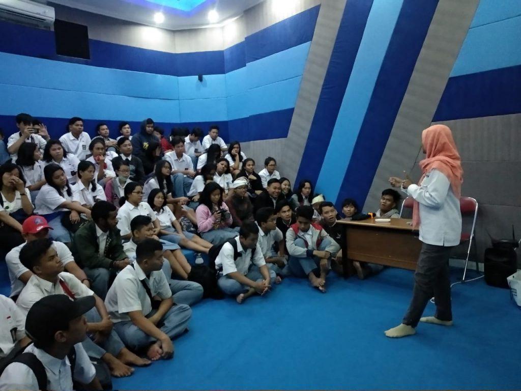 SMA Sang Timur Berkunjung ke Museum Gumuk Pasir