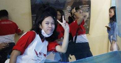 WKM SMA Bopkri 2 ke Museum Gumuk Pasir