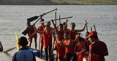 Final Festival Perahu Naga