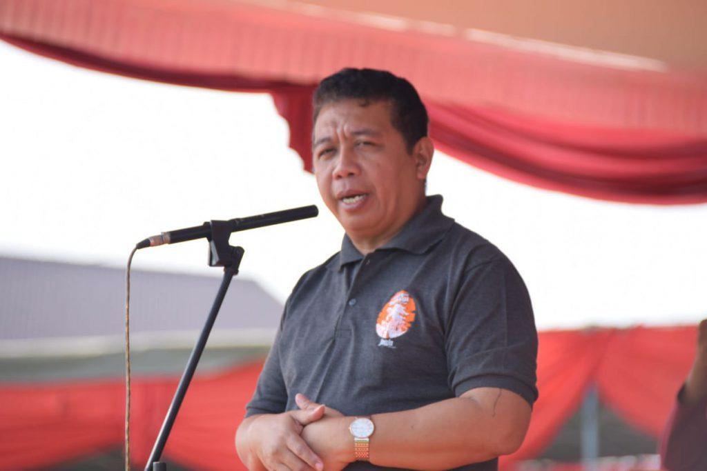 Festival Perahu Naga tahun 2019 diikuti banyak peserta dari luar DIY