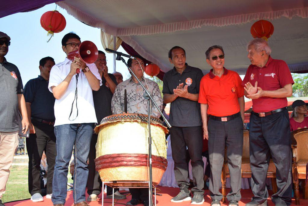Festival Perahu Naga telah memasuki final race